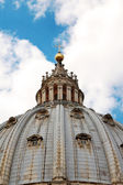 Dome of Saint Peter's Basilica, Vatican City, Italy — Stock Photo