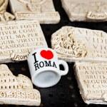 Постер, плакат: Souvenirs from Rome