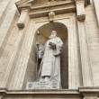 Stock Photo: Statue of Saint Maroun, Saint Peter's Basilica