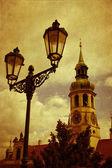 Prague pilgrim place Loreta, Czech Republic — Stock Photo
