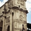 The Arch of Constantine near Colosseum, Rome — Stock Photo