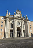 Basilica Santa Croce in Gerusalemme, Rome, Italy — Stock Photo
