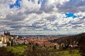 プラハのパノラマ — 图库照片