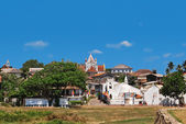Fortress Galle, Sri Lanka, general view — Stock Photo