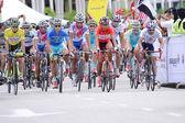 Editorial Le tour De Langkawi 2013 Race , Kuantan -Dungun — Stock Photo
