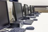 Computer lab — Stock Photo