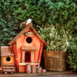 Birdhouse — Foto Stock #32510313