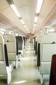 Passengertrain — Stockfoto