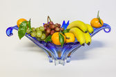 Fruit bowl — Stock Photo