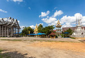 Temple from Thailand — Stockfoto