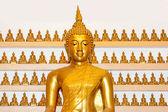 Buddha's — Stock Photo