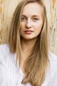 若い女性の肖像画 — ストック写真