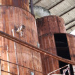 Stock Photo: Rusty Vats II