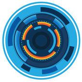 Vector circle — Stock Vector