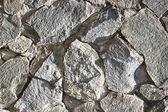 Stone texture wall of house — Stock Photo