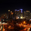 Stock Photo: City nightscape