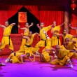 Shaolin kung fu — Stock Photo
