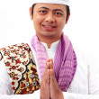 Young moslem — Stock Photo