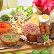 Food, Indonesian cuisine — Stock Photo