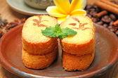 Food: Indonesian snacks — Stock Photo