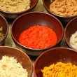 Spices and herbs — Stock Photo
