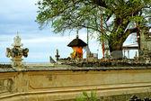 巴厘岛庙院 — 图库照片