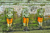 巴厘岛庙院 — ストック写真