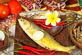 Fish milkfish — Stock Photo