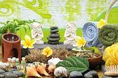 Bali lázně — Stock fotografie