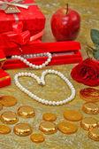 San valentín, — Foto de Stock