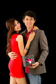 Valentine Love Day — Stock Photo