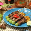 Beef satay — Stock Photo #39742543