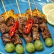 Beef satay — Stock Photo #39742553
