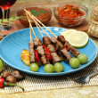 Beef satay — Stock Photo #39742577
