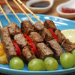 Beef satay — Stock Photo #39742649