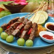 Beef satay — Stock Photo #39742679