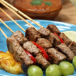 Beef satay — Stock Photo #39742681