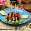 Beef satay — Stock Photo #39742715