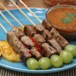 Beef satay — Stock Photo #39742753