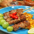 Beef satay — Stock Photo #39742785