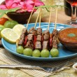 Beef satay — Stock Photo #39742791