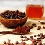 Coffee beans — Stock Photo #40127197