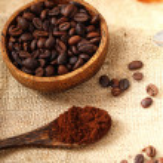 Coffee beans — Stock Photo #40190873