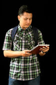 Indonesian college student — Stock Photo