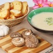 Mushroom soup — Stock Photo #42035763