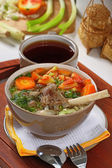 Sop kambing — Stock Photo