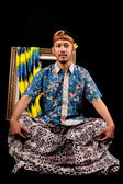Handsome Indonesian man — Stock Photo
