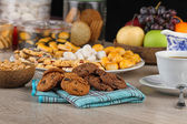 Indonesian cookies — Stock Photo