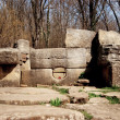 Ancient constructions of caucasus - Stock Photo