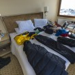 Hotel Room in Punta Arenas, Chile — Stock Photo #17985299